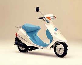 скутер honda dj-1r