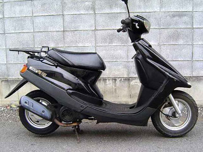 Скутер Yamaha Axis 90 Profoot 3VP